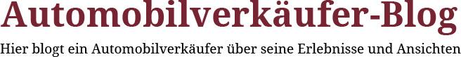 Automobilverkäufer-Blog Logo