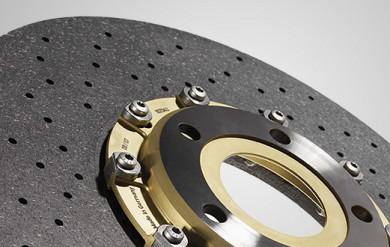 Carbon-Keramik Bremsscheiben