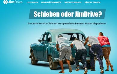 JimDrive Der Auto Service Club