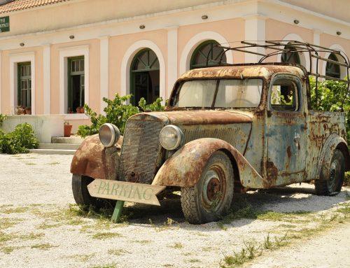 Problem: Die Autos altern weniger schnell als wir!?!